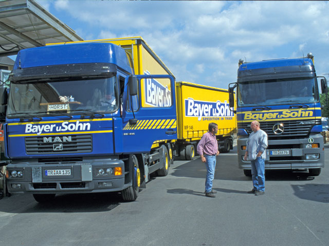 truck express speditions gmbh